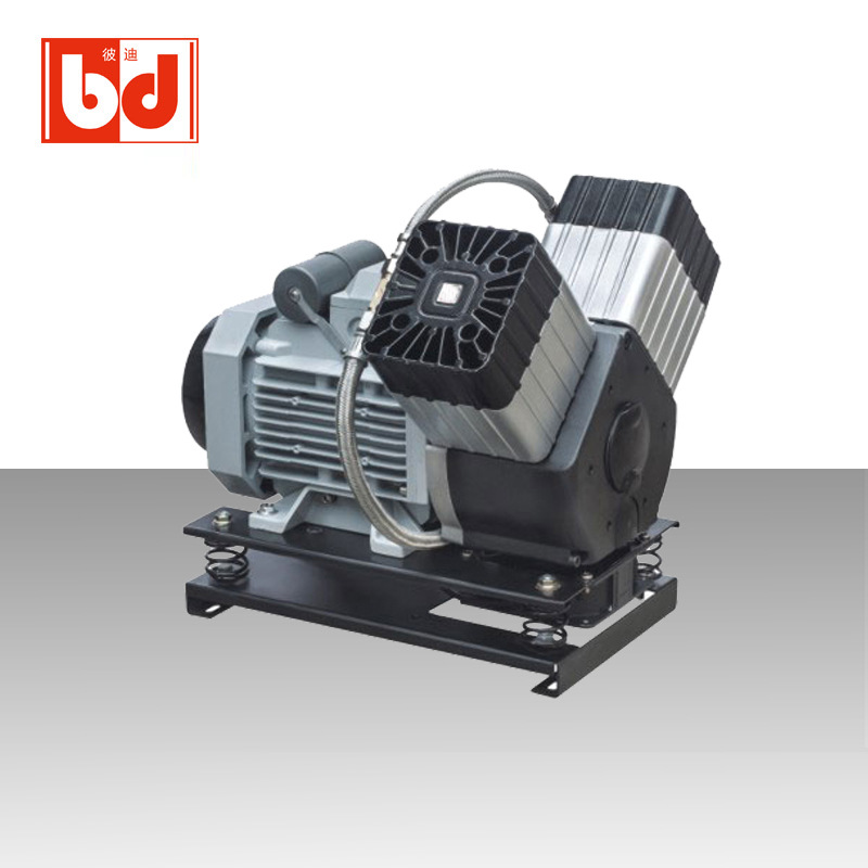 高端品牌無油靜音空壓機 超靜音無油 科研專用靜音無油空壓機