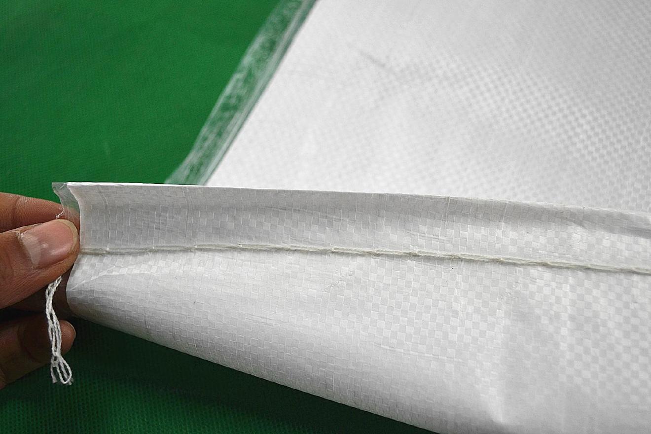 *专用防水蛇皮袋白色pp腹膜编织袋防潮防水蛇皮袋厂家复合袋示例图15