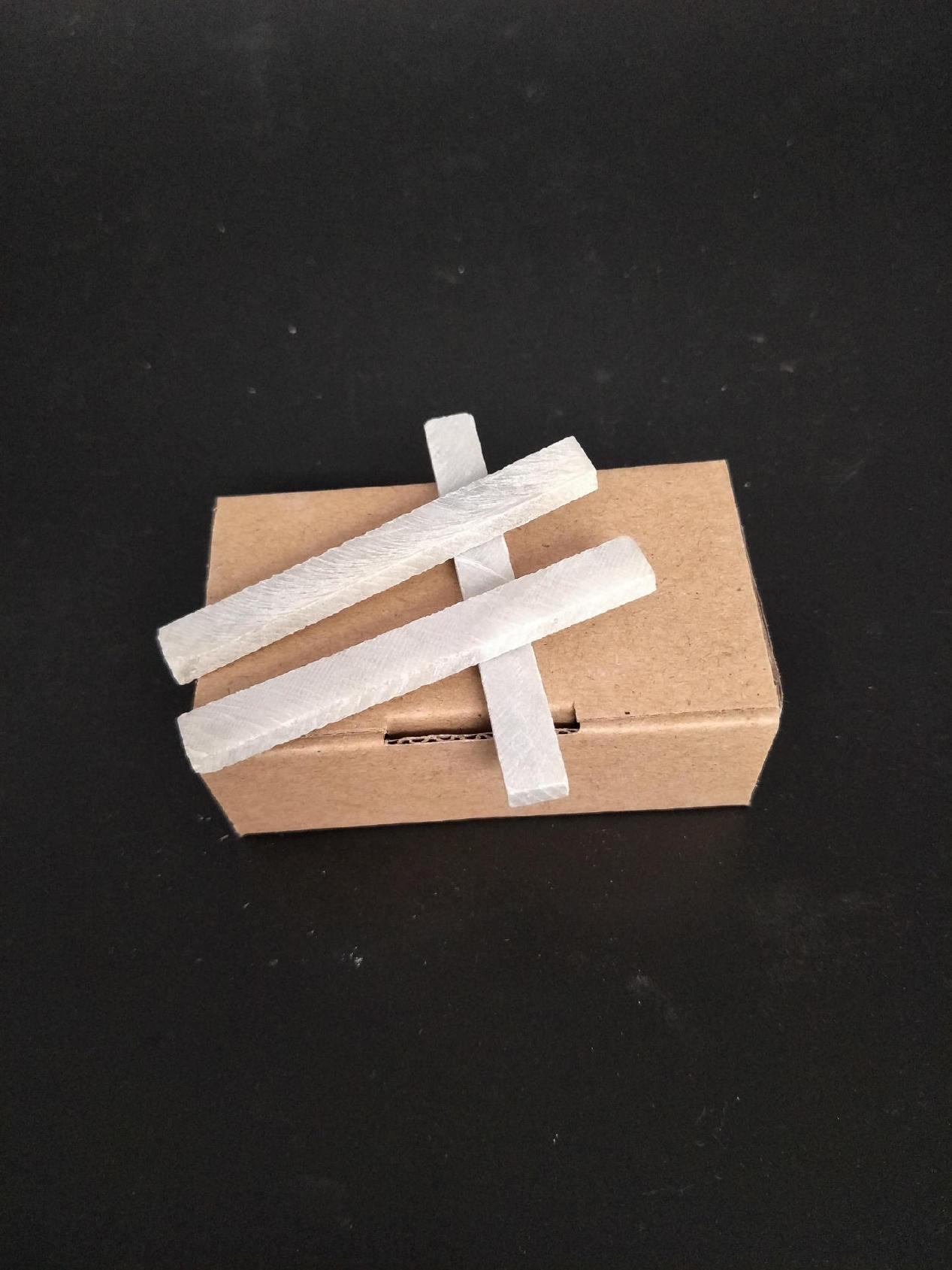 批發滑石筆 純白劃線石筆 記號筆 粉筆示例圖2