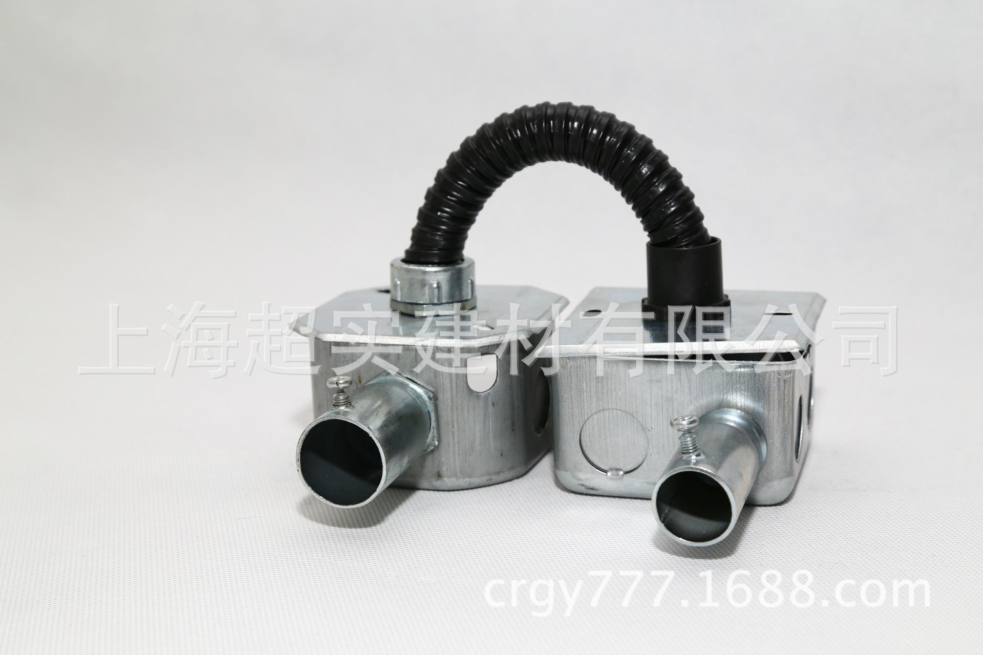16包塑金属软管 蛇皮穿线管 波纹管厂家批发示例图6
