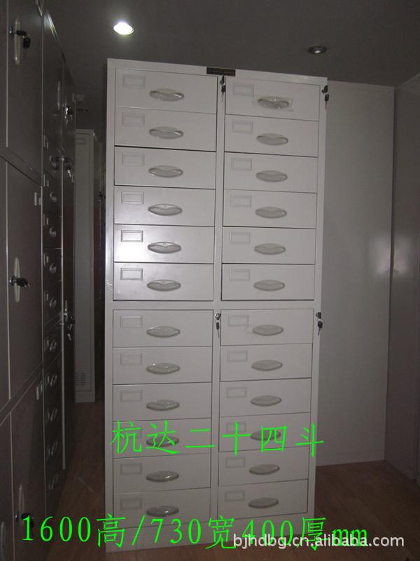 二斗卡箱三斗卡箱 四斗卡箱掛勞柜,立式檔案柜示例圖8