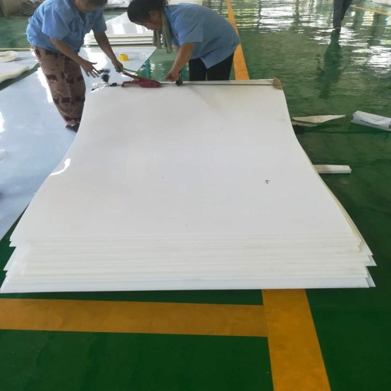 自卸車車廂滑板 工程車專業滑板 pe聚乙烯車廂滑板示例圖12