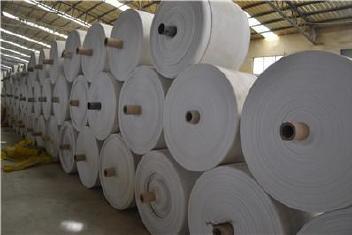 黄色编织袋厂特价80斤粮食袋普黄色蛇皮袋中厚结实塑料编织袋批发示例图31