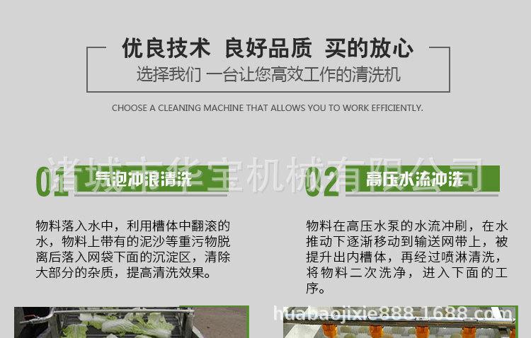 供应莲雾全自动清洗机 厂家直销质量可靠示例图6