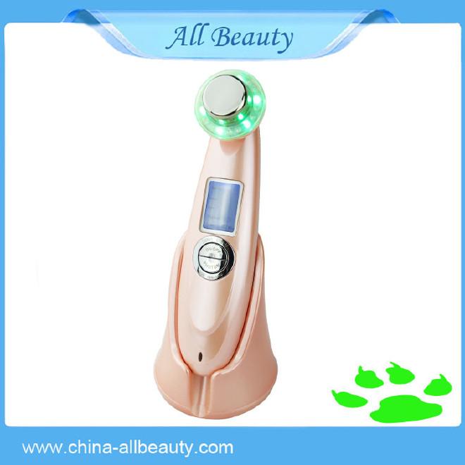 E光治疗美容仪家用光子嫩肤祛皱仪脸部眼部排毒美白按摩洁面仪