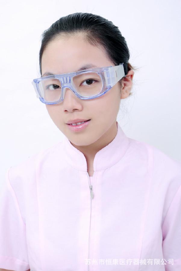 醫用X射線防護眼鏡HKD-4 專業防X射線輻射眼罩 眼部防護眼鏡批發