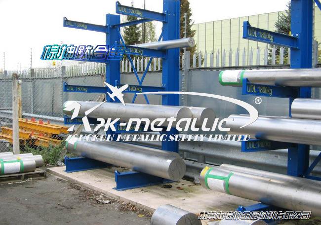 Ti-6Al-4V钛合金板材 进口grade5钛合金示例图9