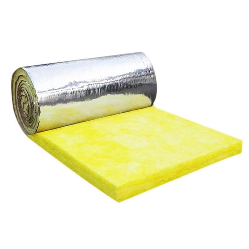 玻璃棉卷毡 玻璃纤维保温棉 防火保温棉 离心玻璃棉钢结构 玻璃棉厂家