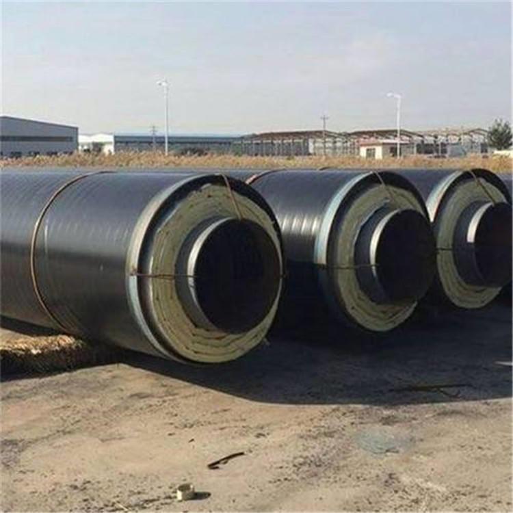 华夏洲际 89 钢套钢直埋保温管  直埋钢套钢保温钢管 钢套钢管道  价格趋势