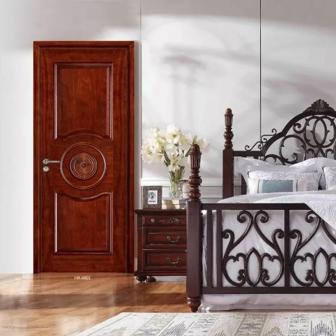 浩銳實木復合烤漆門,原木門烤漆門,多層全木門烤漆,