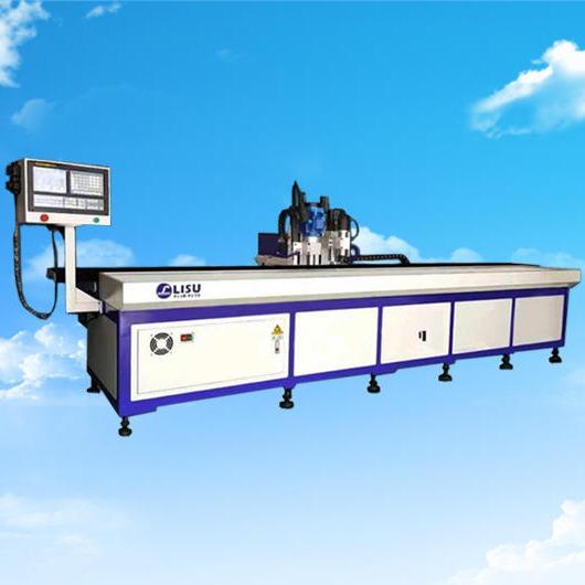 臺灣利速0.3~~25mm大小不規則孔,數控鉆孔機工廠,鉆銑機床、數控鉆床,全自動鉆床,全自動數控鉆床 廠家直銷