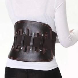 冀德福护腰带腰椎挺医用固定带弧形钢板护腰腰疼治疗带