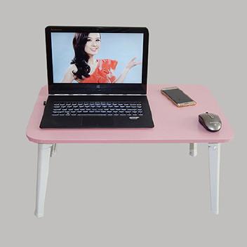 笔记本电脑桌床上用 宿舍懒人 可折叠 学习 书桌 小桌子 一件代发