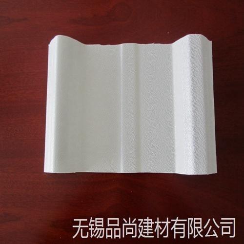销售化工专用高温防腐板 耐酸pvc防腐瓦 屋面新型防腐瓦
