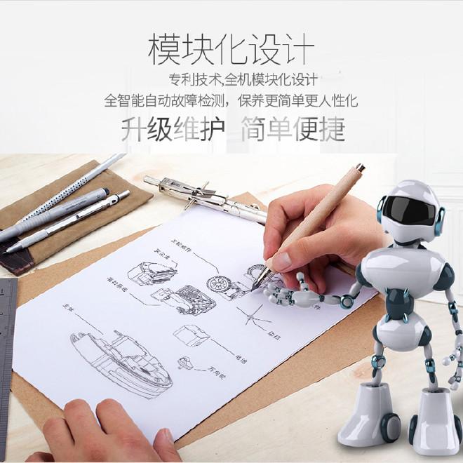 凤瑞智能全自动扫地机器人超薄家用拖地oem扫拖吸一体机示例图9