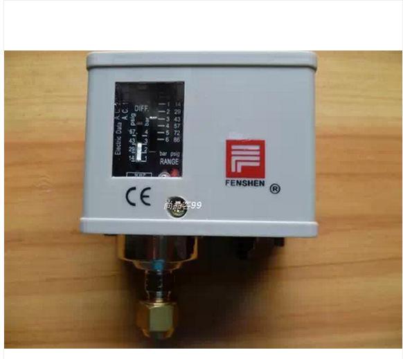 佳原裝上海奉申 FENSHEN 壓力開關 P6E 公斤 壓力控制器圖片