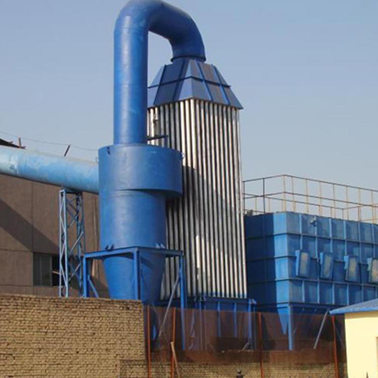 直销 布袋除尘器 单机脉冲燃煤锅炉除尘器 脉冲布袋式除尘器设备 单机布袋除尘器