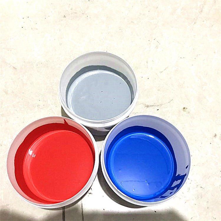 高品质 水性丙烯酸面漆 水性钢结构专用漆 水性丙酸底漆 厂家直供