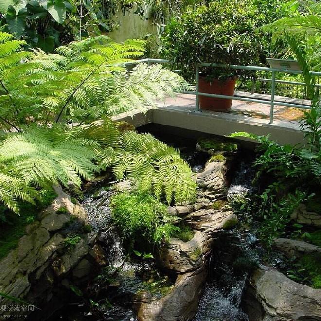 深圳设计规划园林景观阳台别墅屋顶花园庭院景cad跑字格子宽打开到外面变图片
