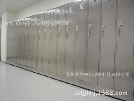 批发 不锈钢更衣柜 不锈钢6门更衣柜 不锈钢衣柜 不锈钢员工柜子示例图7