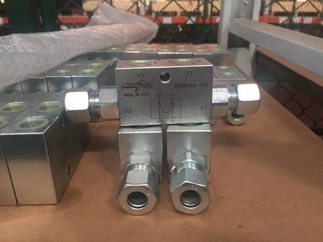起重机平衡阀吊车平衡阀汽车吊液压阀板式平衡阀管式平衡阀a-vbse图片