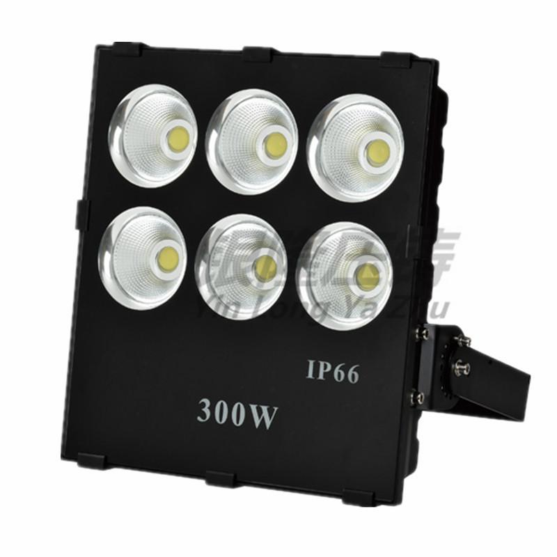 新款 LED大功率300W聚光投光灯外壳