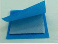 散熱片 導熱硅膠片厚度1mm  2mm 3mm 4mm 5mm 6mm等等硅膠墊片 導熱墊 可替代進口材料
