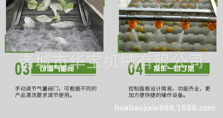 供应莲雾全自动清洗机 厂家直销质量可靠示例图7