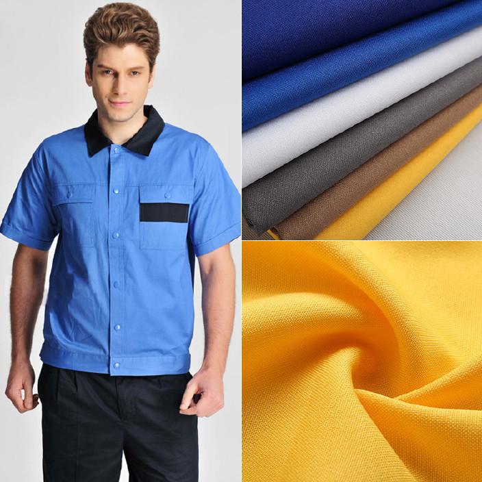 工装面料现货批发 100%涤纶精纺罗尔呢制服呢图片