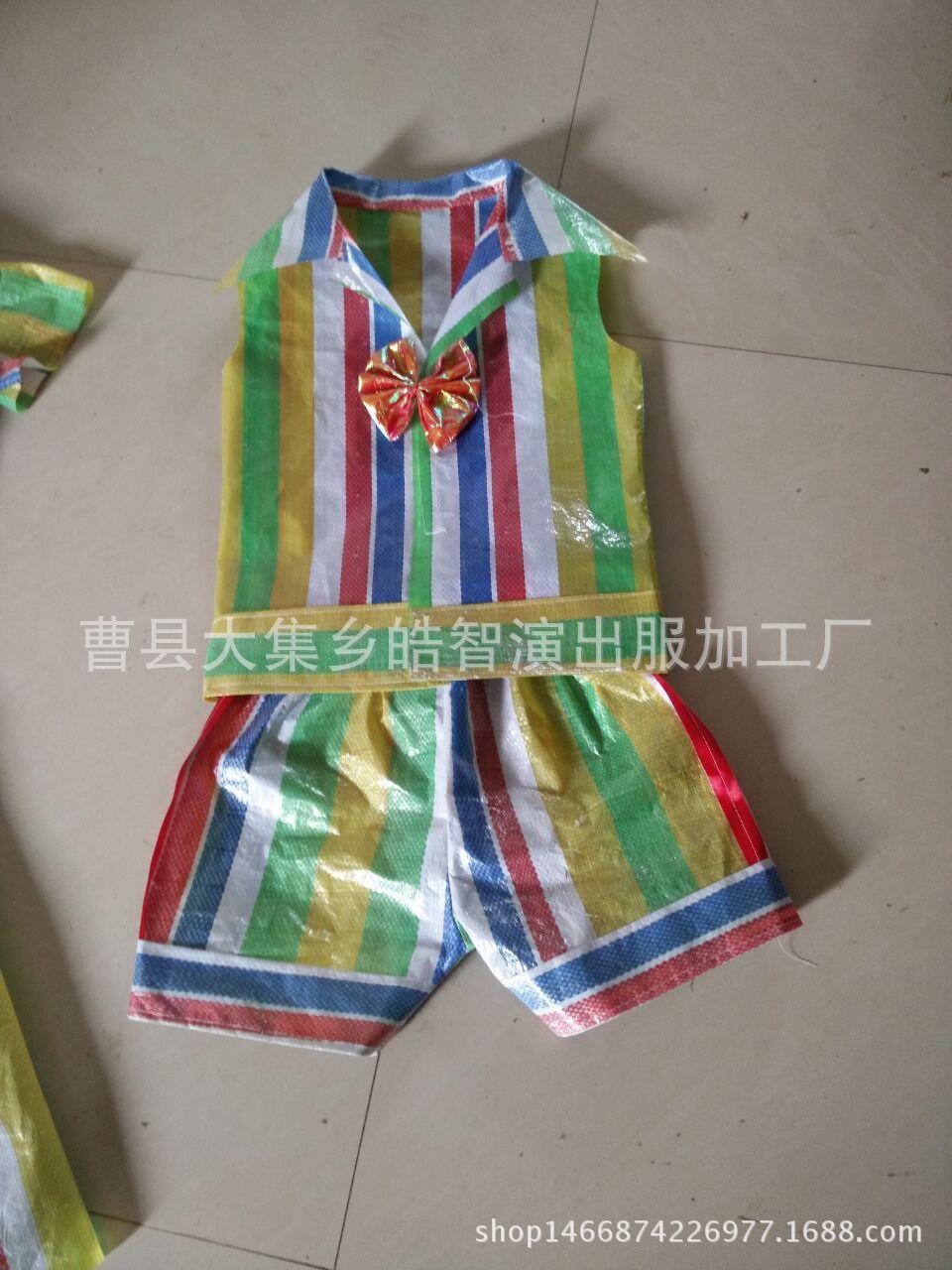 塑料袋制作衣服_汉服男童制作图_小制作大全