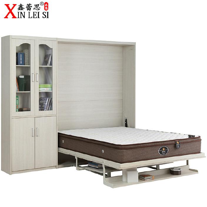 多功能五金壁床定制翻转床1.5隐形折叠床五金配件墨菲床收纳翻床
