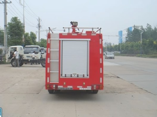 黑龙江漠河举高喷射消防车生产厂家,消防车价格,消防车经销商,图片