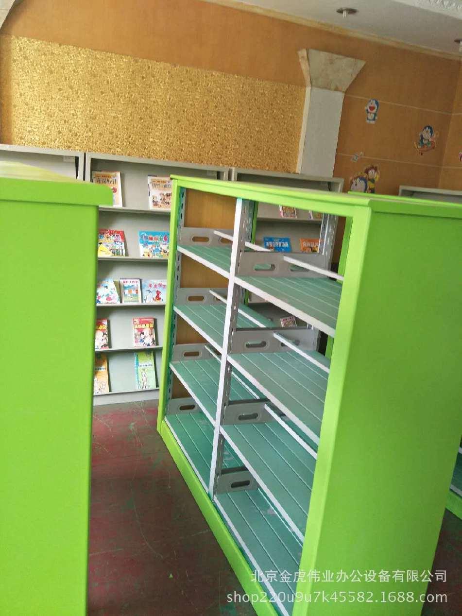 厂家直销钢制书架定制图书馆书架学校书架书店书架阅览室书架