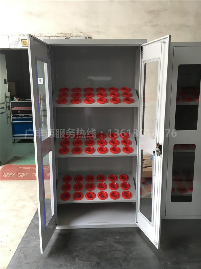 厂家直销加工中心刀具柜可移动刀具柜CNC刀具存储柜抽屉式刀柄柜图片