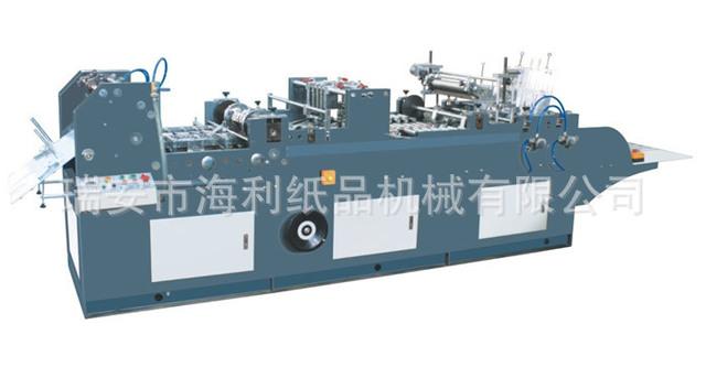 中西式信封机  ZF-390A型全自动中西式信封糊合机  海利中西式信封机厂家定制