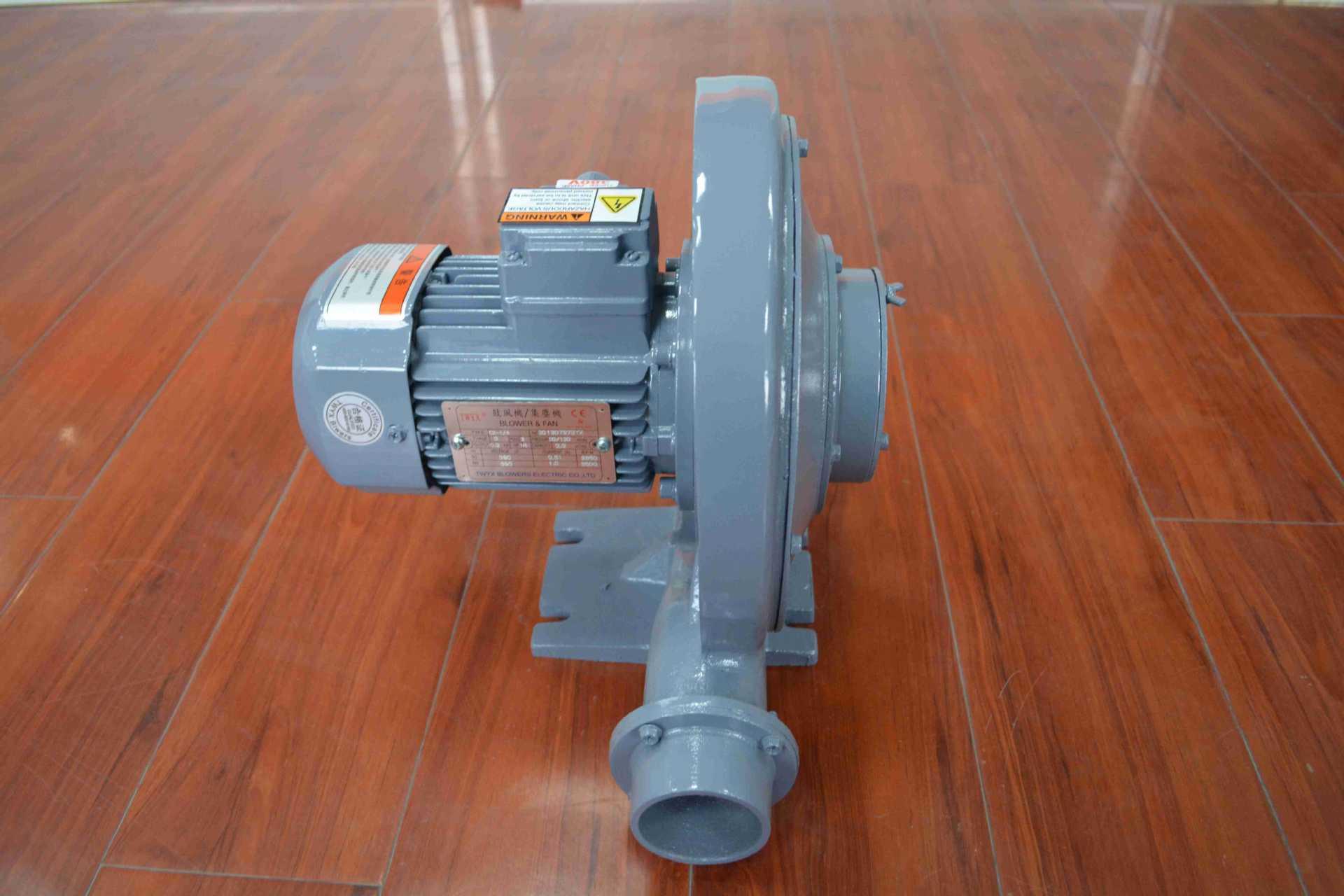 CX-100  1.5KW全风透浦式中压风机 气体输送送风中压鼓风机示例图14