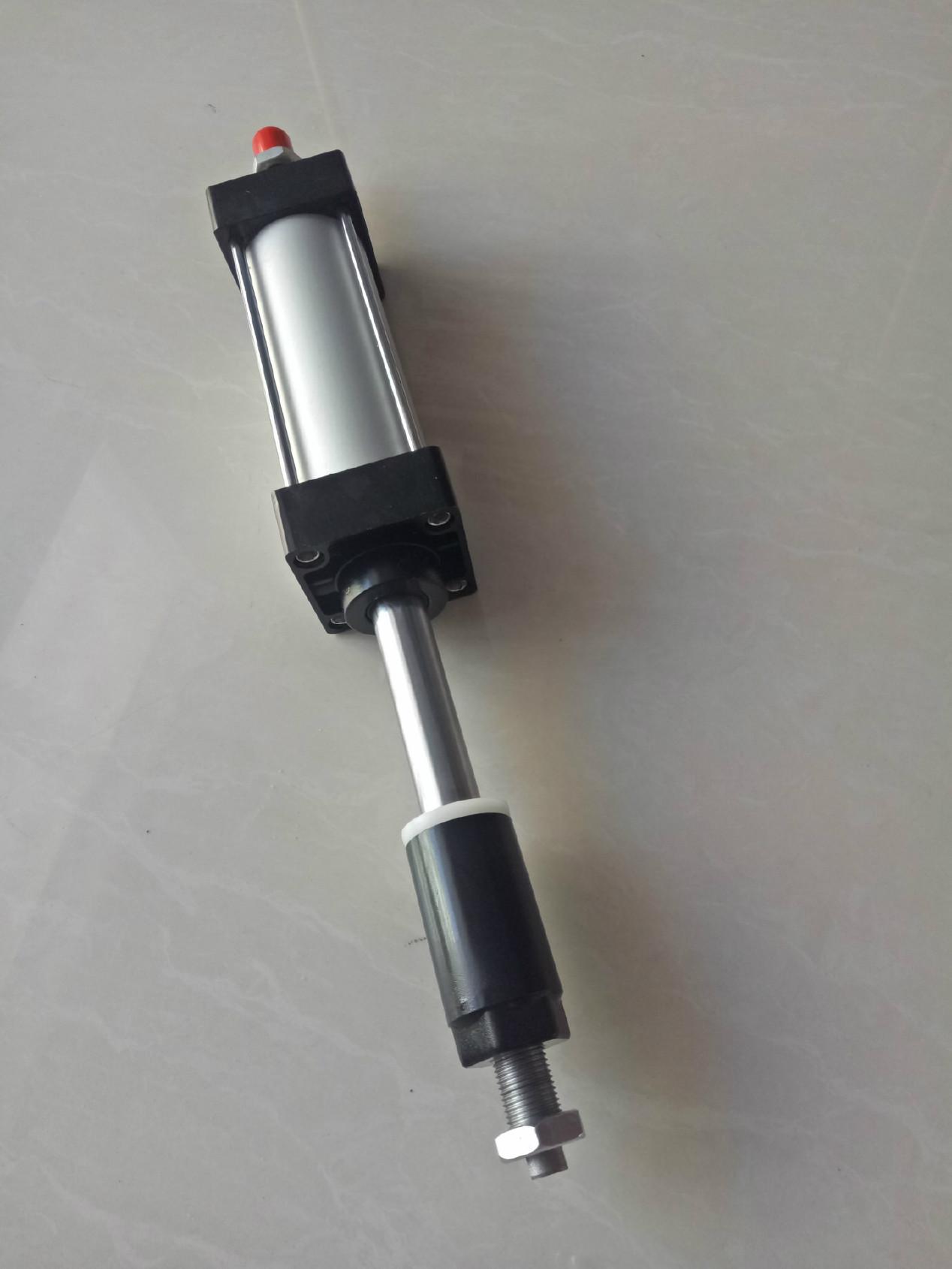 scj 可调气缸 双作用型 可调节行程气缸 支持非标定制图片