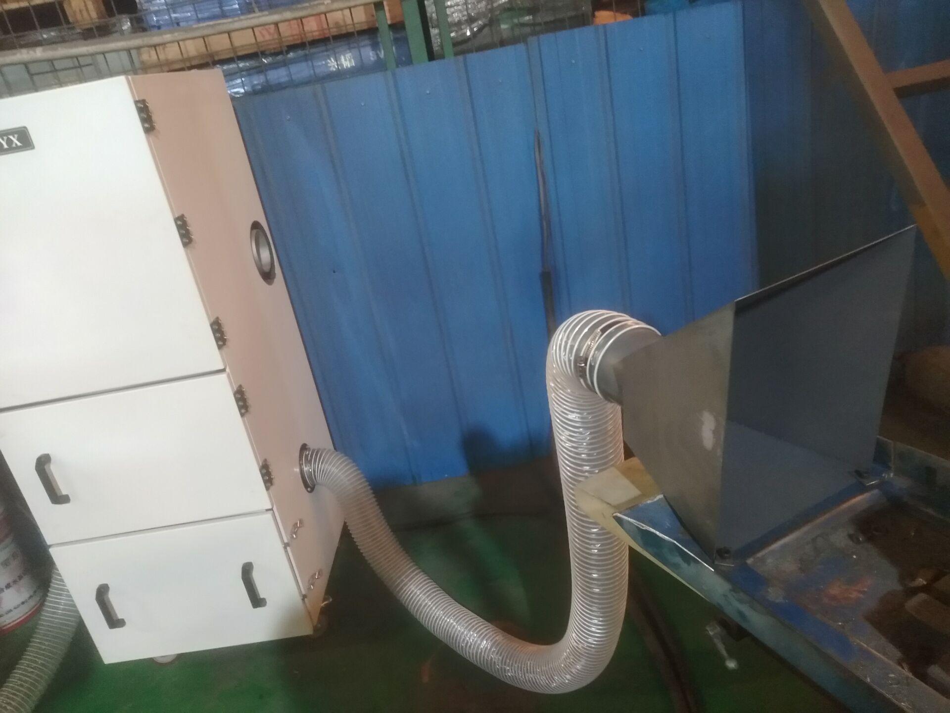 工业磨床吸尘器 1.5KW磨床粉尘集尘机 率磨床集尘器*示例图18