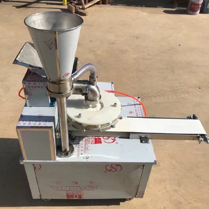 供應新款全自動包子機 灌湯包子機 生煎包子機專用機器小型包子機 邢臺包子機,河北包子機