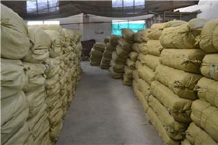 PP编织袋筒料生产厂家直销黄色半成品布卷 开边编织布可加工定做示例图20