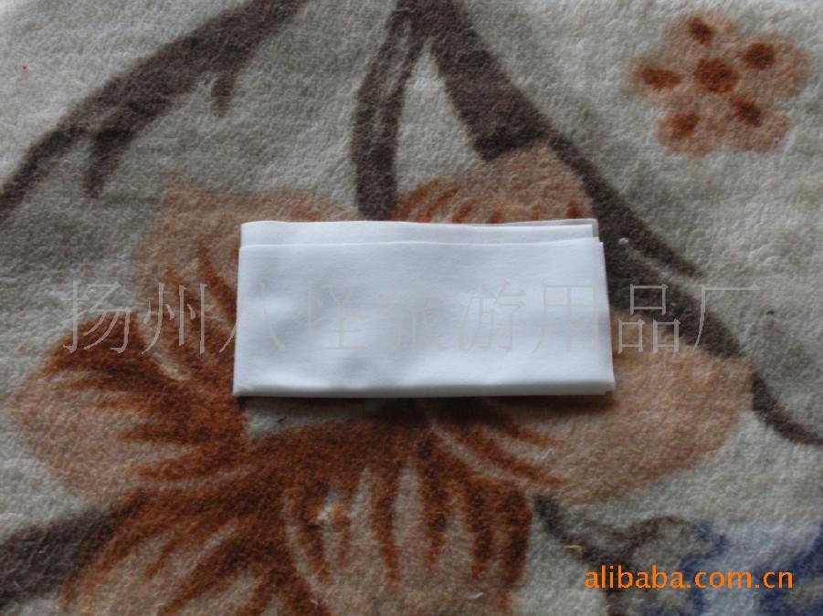 酒店餐厅一次性湿毛巾 湿毛巾 酒店宾馆专用 白方巾示例图29