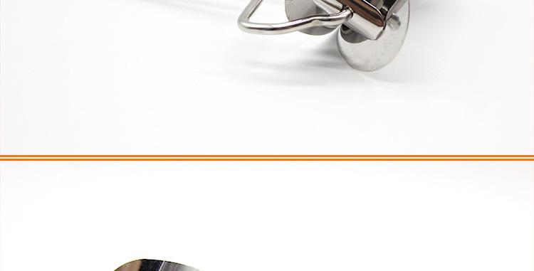批发厨房小工具 201不锈钢包饺子神器饺子皮模具水饺器手工饺子皮示例图15
