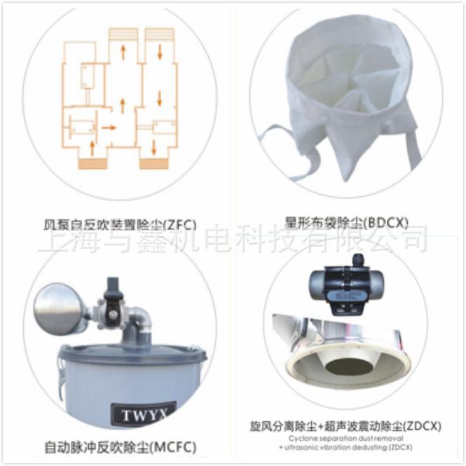 TWYX 全风 DL750-30工业移动吸尘器 0.75KW 移动工业吸尘器 工业吸尘器示例图6