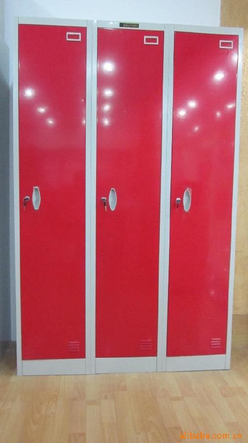 厂家加工定制 可拆装钢制更衣柜 多用途更衣柜 1800*860*420