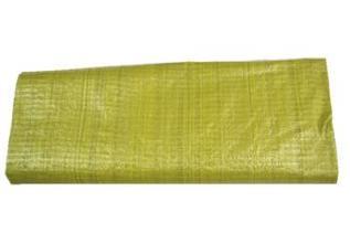 黄色编织袋厂特价80斤粮食袋普黄色蛇皮袋中厚结实塑料编织袋批发示例图8