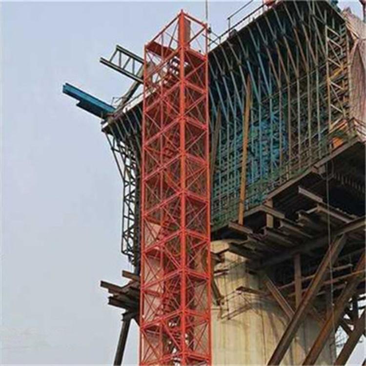 爬梯 安全爬梯工程安全爬梯 桥梁施工安全爬梯框架组合式安全梯笼示例图4