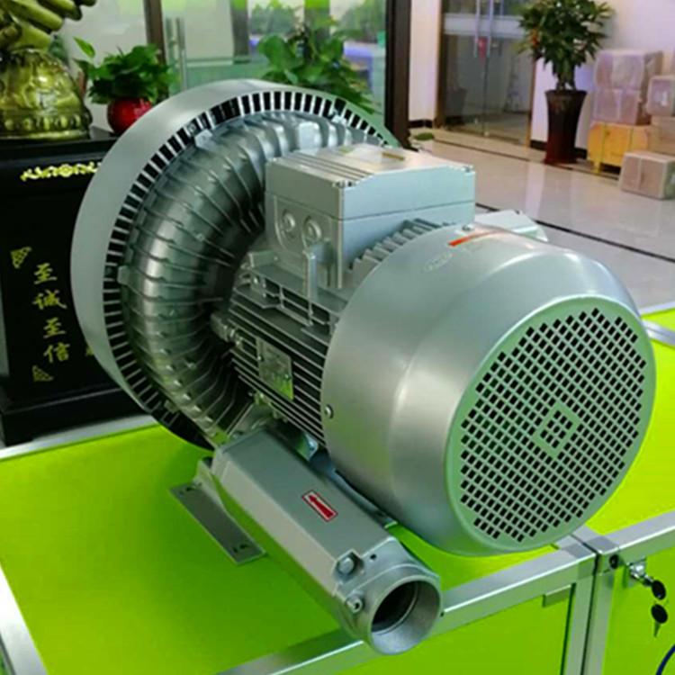 厂家直销全风RB-84S-2旋涡气泵 TWYX 7.5KW漩涡式高压气泵示例图2