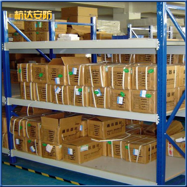 厂家定做 标准组装仓储货架 角铁仓储货架系列每层承重600公斤
