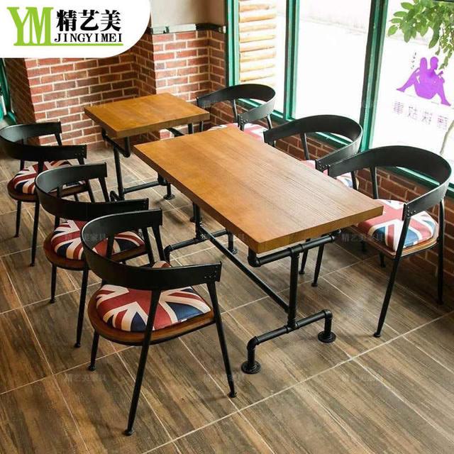 深圳實木椅子廠供應歐式實木餐桌椅 美式實木餐桌椅  北歐實木餐桌椅組合