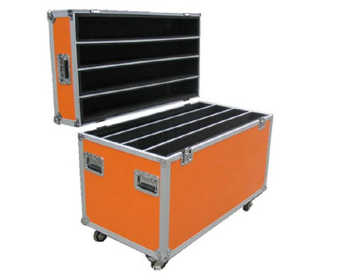 厂家制定航空箱医疗器材箱设备箱线材箱运输样品防震音响机器人箱图片
